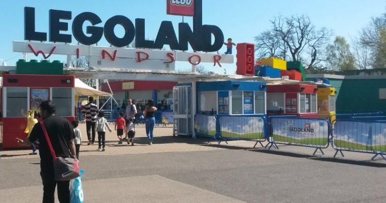 Experiencing Legoland Windsor – a day out with kids