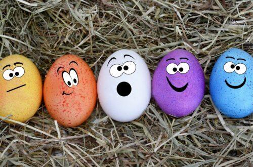 Easter craft activities for children