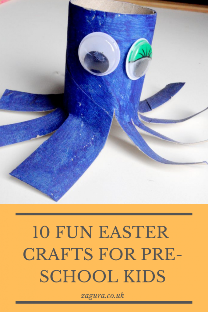 Easy fun craft activities to do with your children
