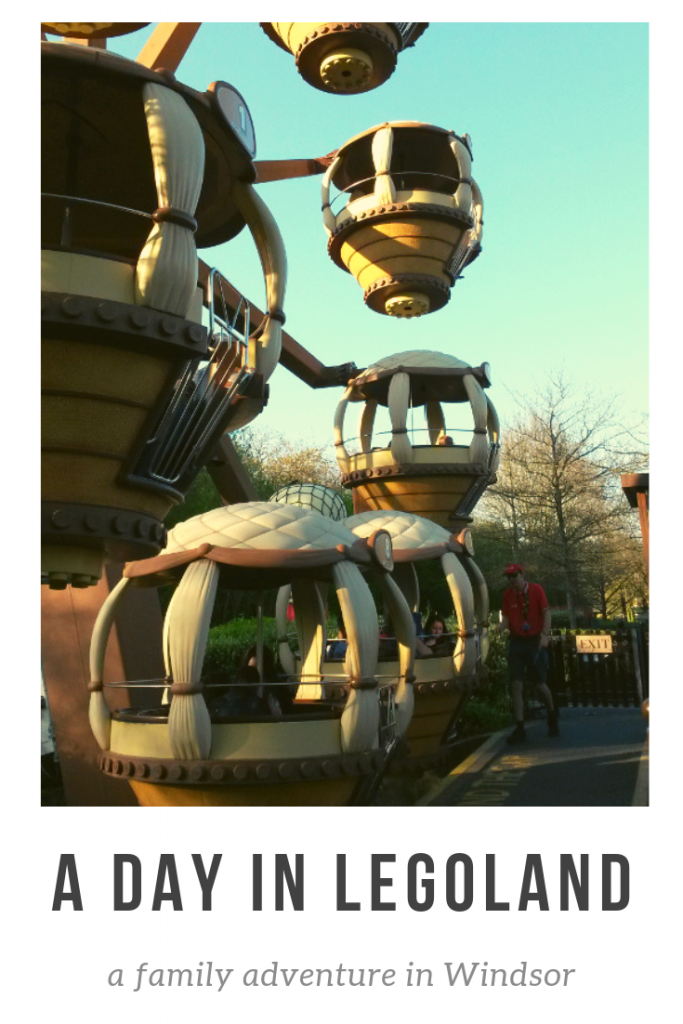 legoland windsor - tips and information for a day out with kids