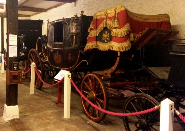 Visit The Tyrwhitt-Drake Museum of Carriages with kids - Maidstone