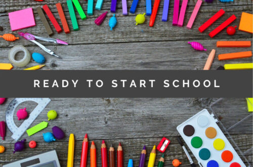 Help kids be ready to start school