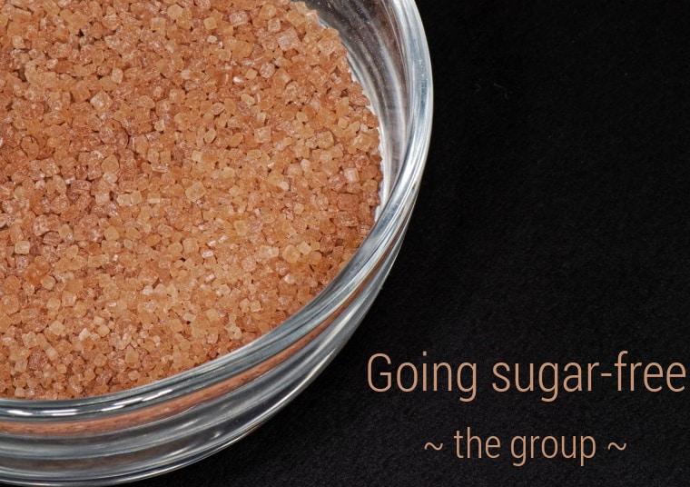 Going sugar free - reducing your sugar intake