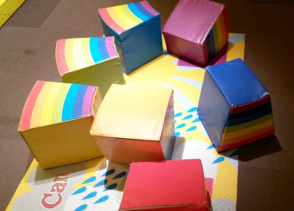 Can you build a rainbow?