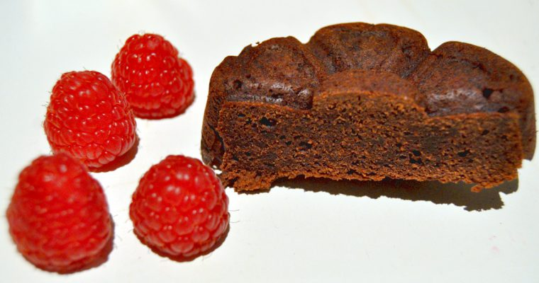 Chocolate brownies – gluten-free, sugar-free, dairy-free