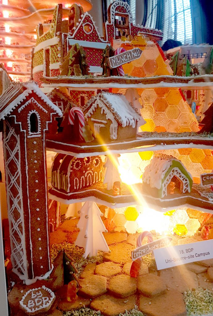 Explore the Gingerbread City at V&A Museum in London