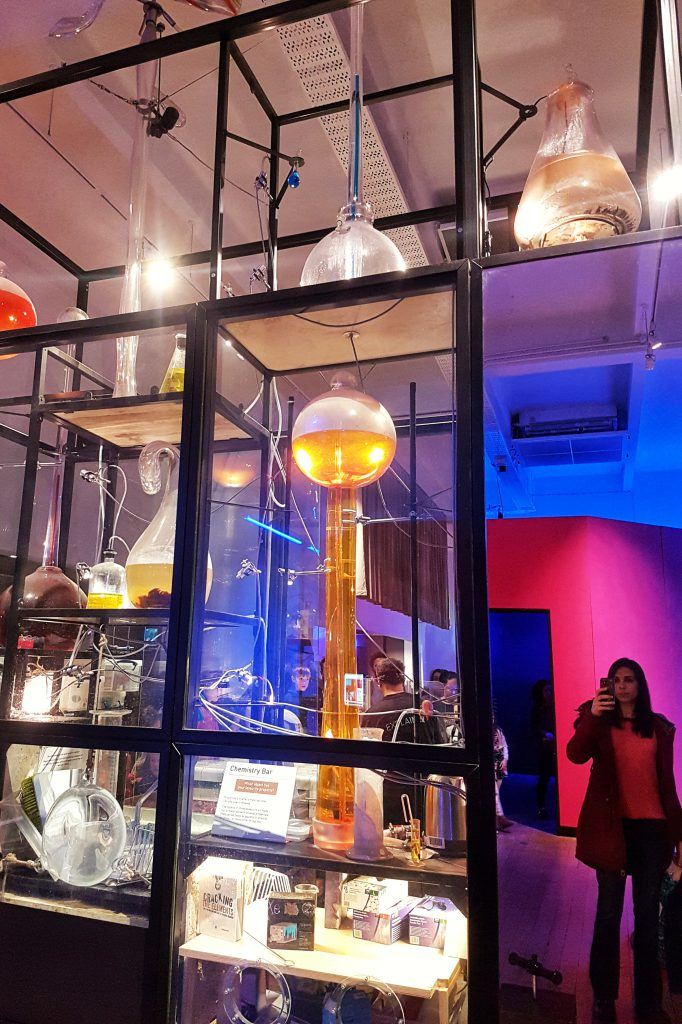 See inside the WonderLab at Science Museum in London