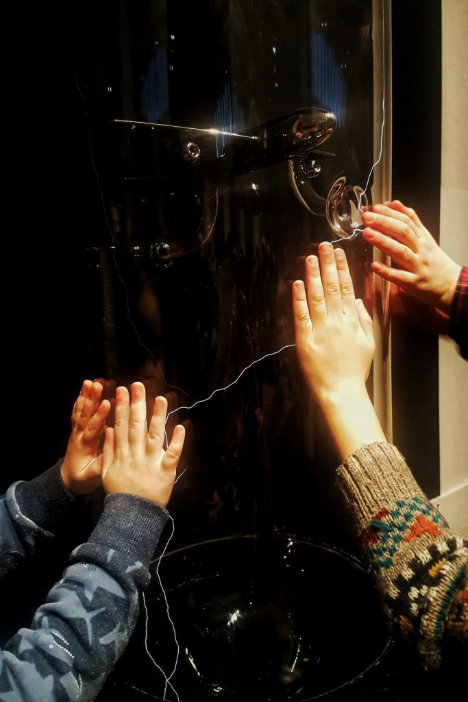 Study electricity at WonderLab with kids - Science Museum London