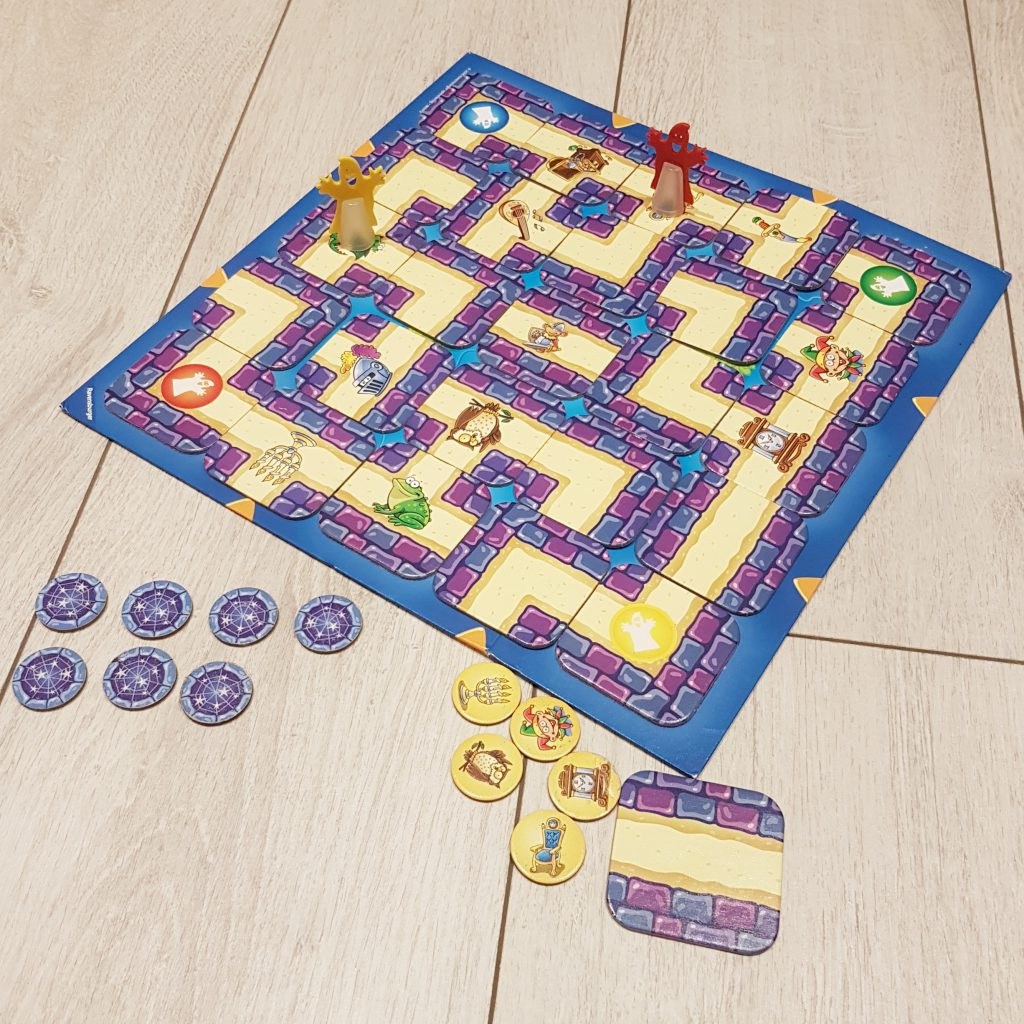 Labyrinth Ravensburger - maze game - brain game