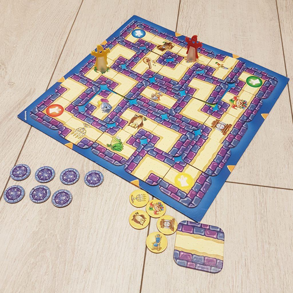 Labyrinth Ravensburger - maze game - brain game