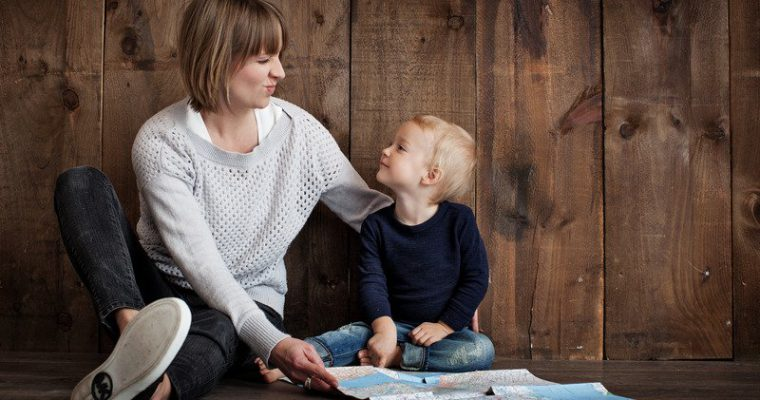 How to naturally be calm when your child is whining