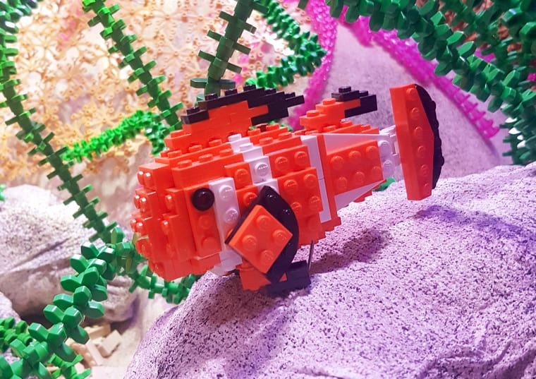 Brick Wonders - a world of Lego at Horniman Museum (London)