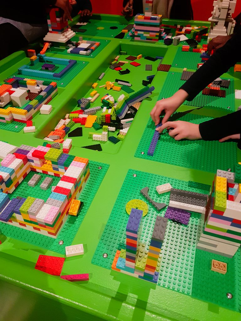 Free Lego play at Horniman Museum in London