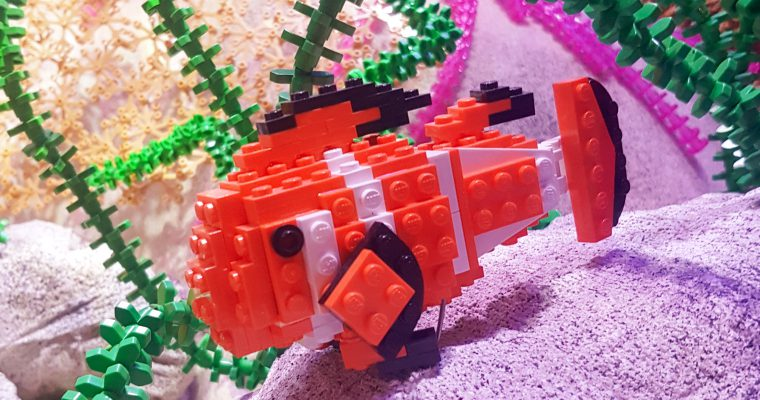 Brick Wonders – a world of Lego at Horniman Museum (London)