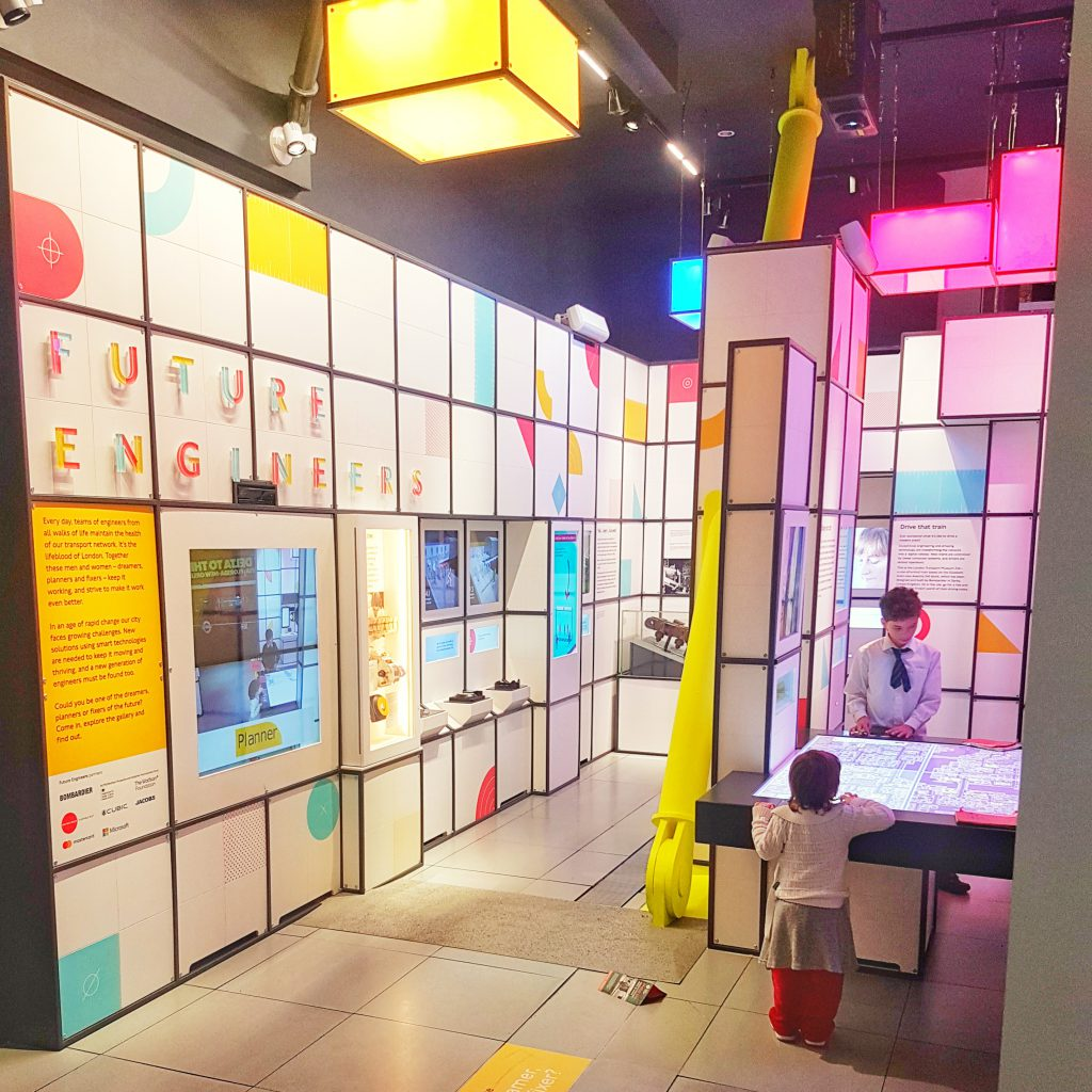Future Engineers area for children in London