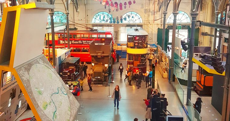 London Transport Museum – for a great day out with kids