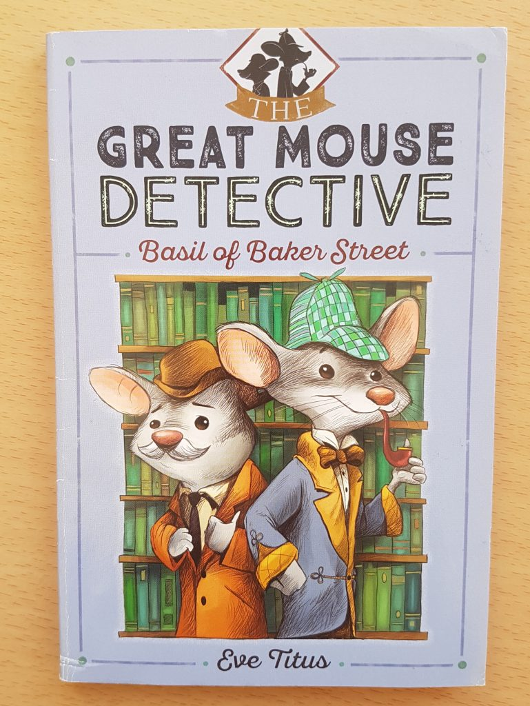 The Great Mouse Detective - chapter books for young readers