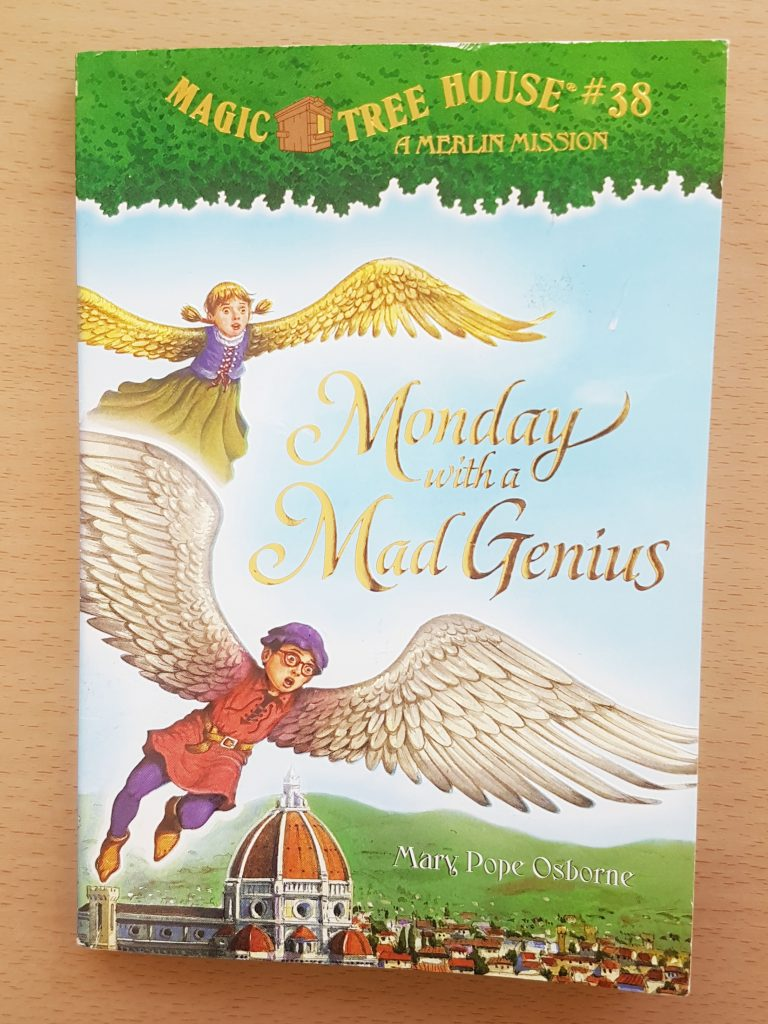 Magic Tree House - chapter books for young readers