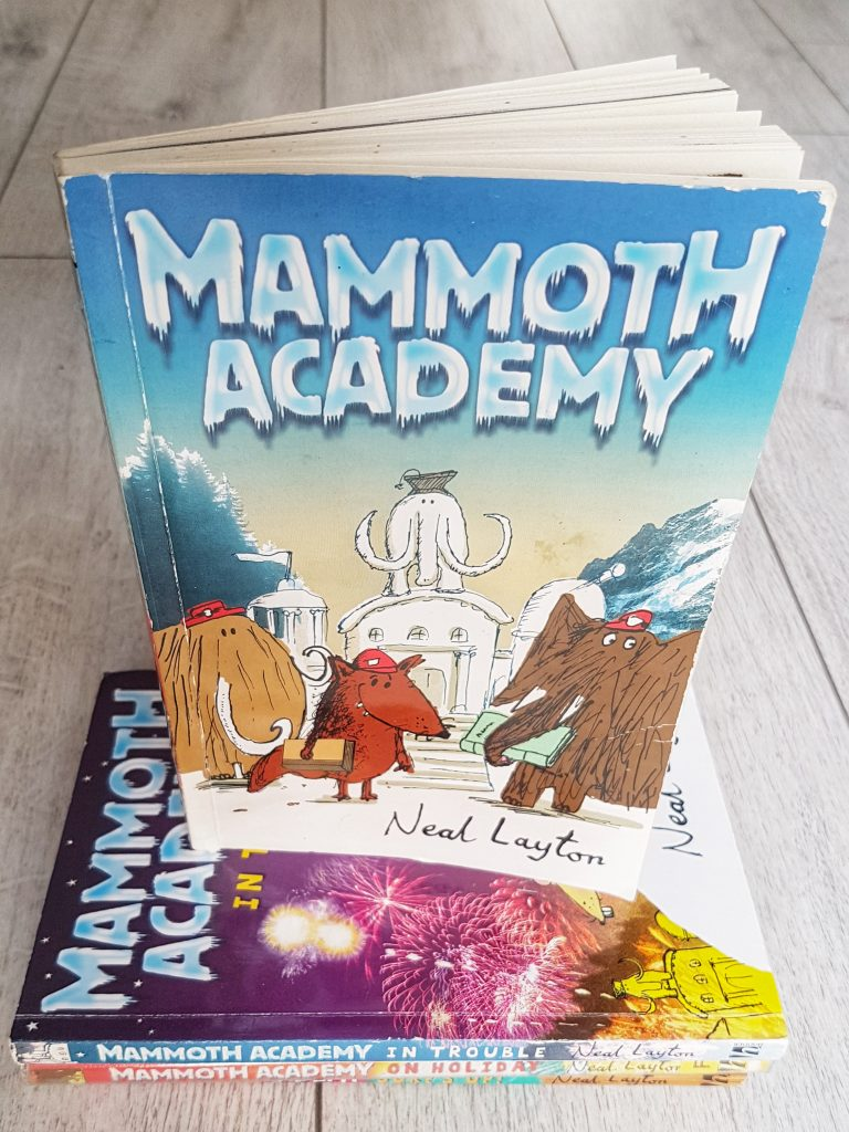 recommendations of chapter books for young readers
