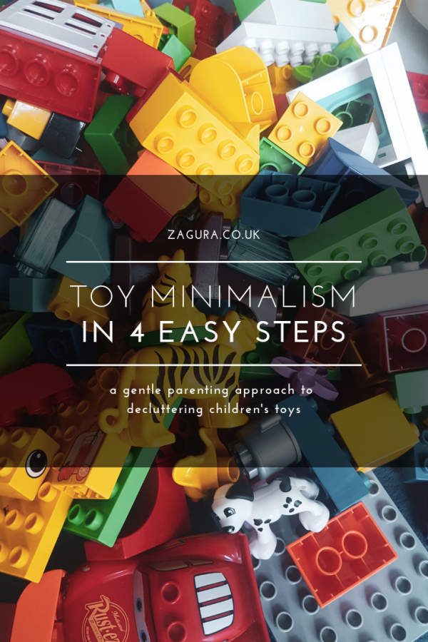 4 easy steps towards toy minimalism through a respectful parenting approach