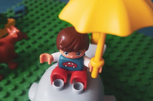 Teaching children about toy minimalism