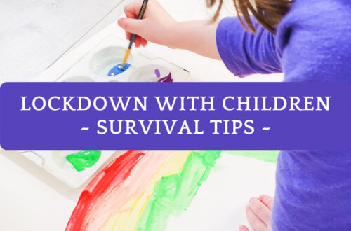 Tip for parents to navigate a Covid19 lockdown with children