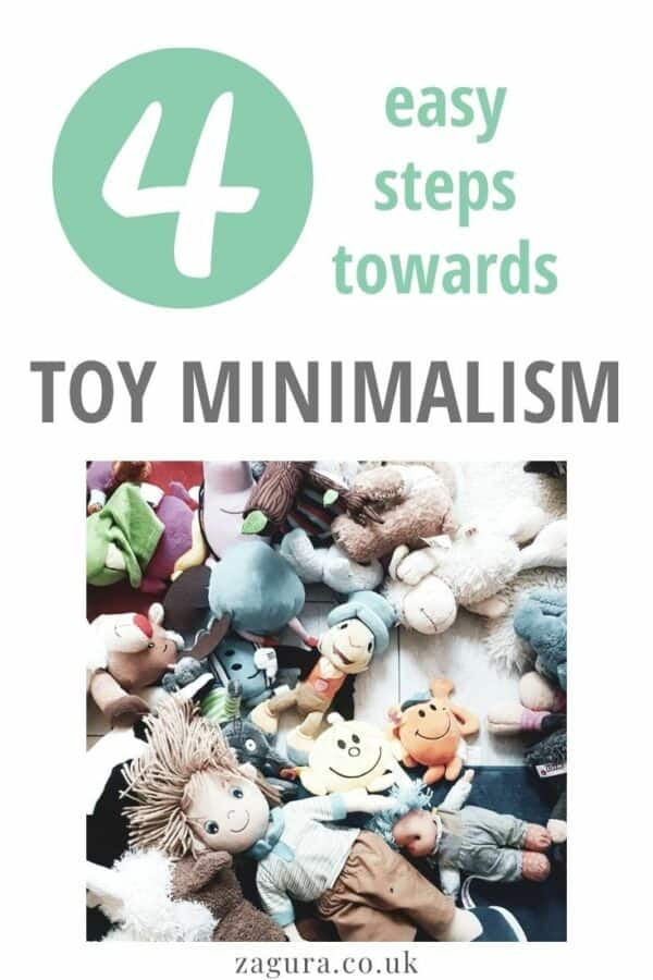 4 easy steps towards toy  minimalism