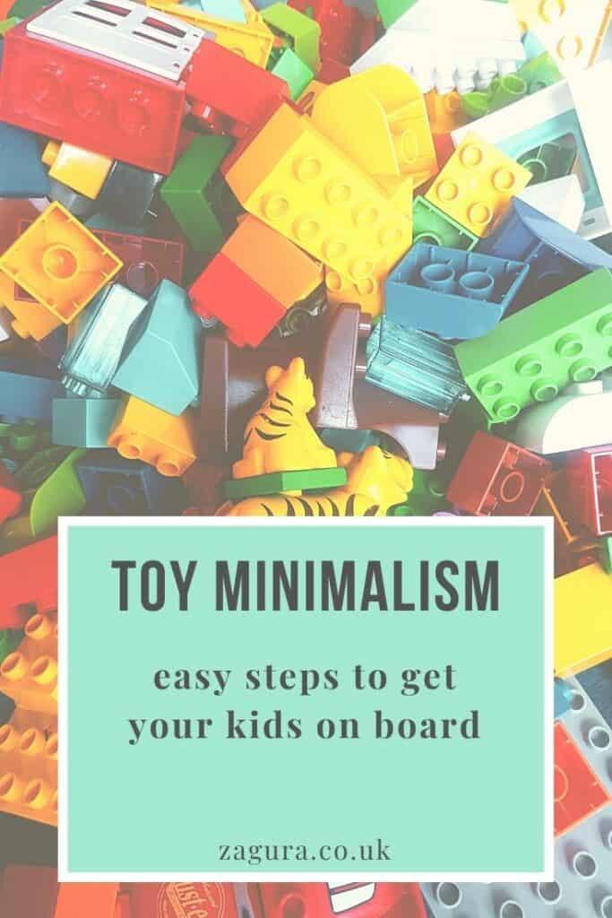 Toy minimalism - support your children